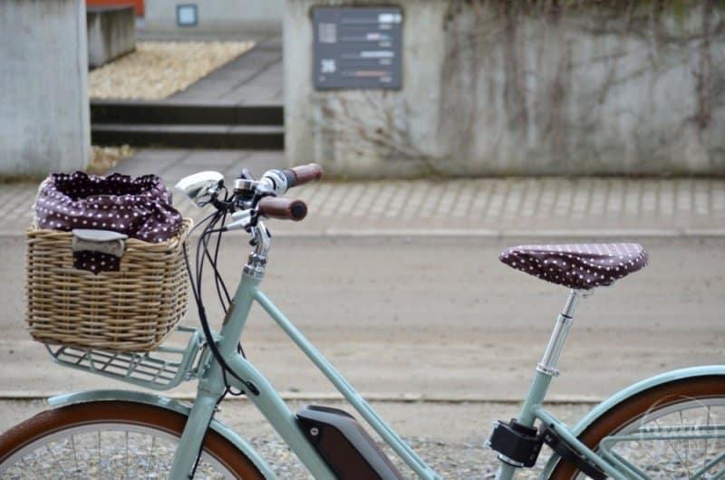 kosetnlose Nähanleitung: Tasche für den Fahrradkorb nähen - Bild 2 | textilsucht.de