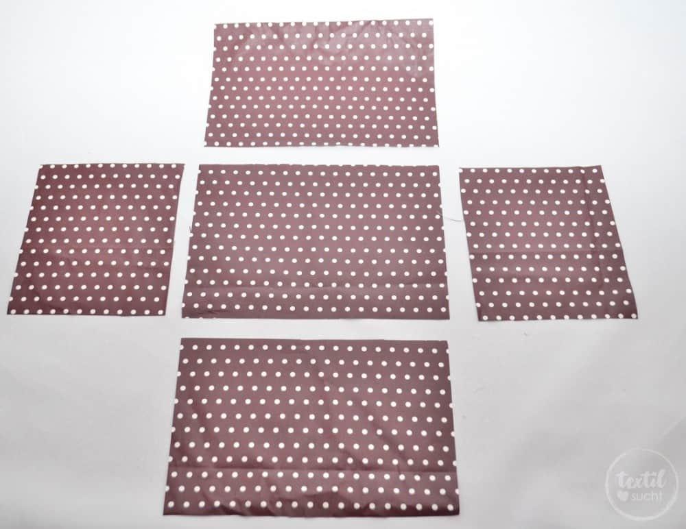 Kostenlose Nähanleitung: Tasche für den Fahrradkorb nähen » Textilsucht®