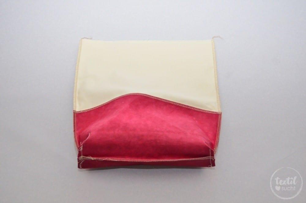 kostenlose Nähanleitung: Turnbeutel Rucksack nähen mit colARTex® - Schritt 8   textilsucht.de