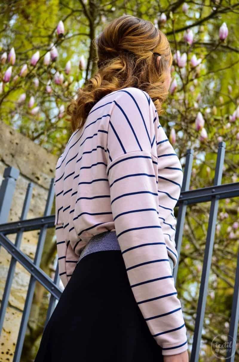 Parisian Chic: Mein Outfit zum Burdastyle Talent 2017 - Bild 2 | textilsucht.de