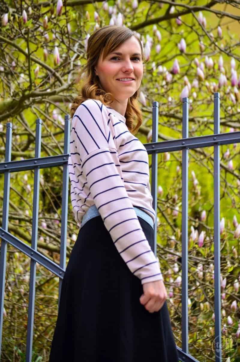 Parisian Chic: Mein Outfit zum Burdastyle Talent 2017 - Bild 5 | textilsucht.de
