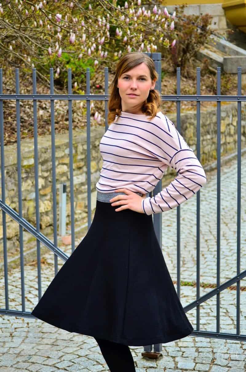 Parisian Chic: Mein Outfit zum Burdastyle Talent 2017 - Bild 1 | textilsucht.de