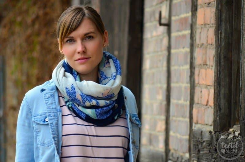 Schnittmuster Shirt Lilla mit U-Boot-Ausschnitt - Bild 10 | textilsucht.de