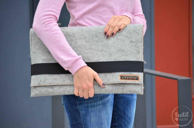 laptoptasche nähen ohne reißverschluss Schlagworte » Textilsucht®