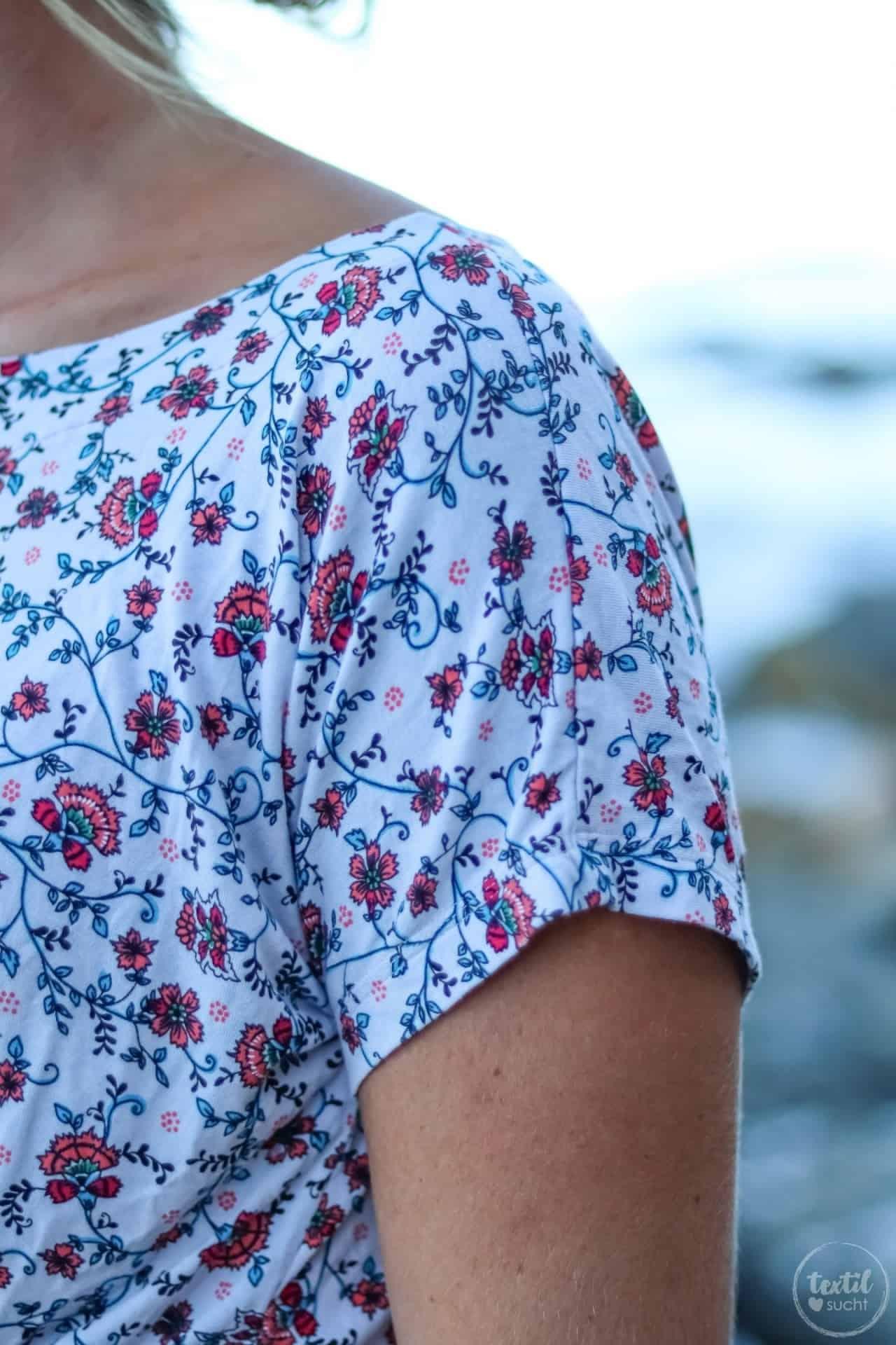 Mein neues Lieblings-Sommerkleid mit Blumenmuster - Bild 8 | textilsucht.de