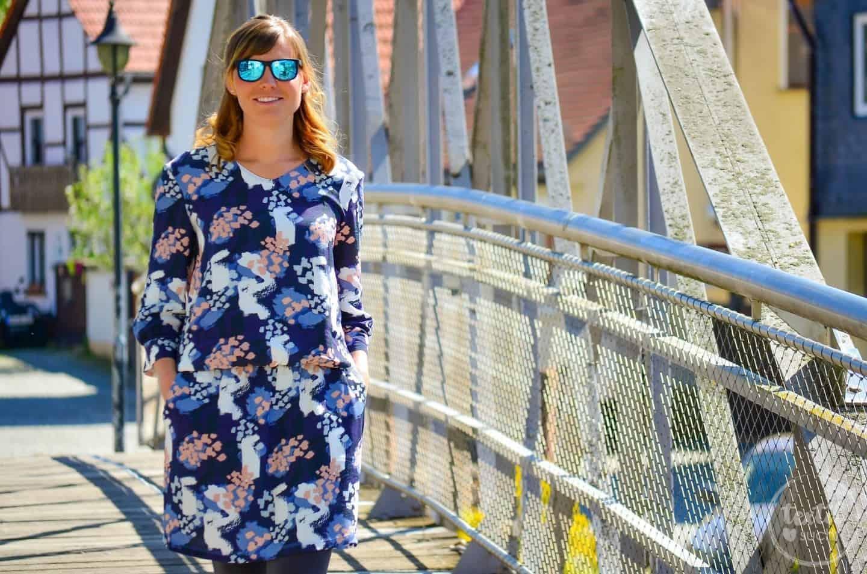 Mein neues Kleid von Stoff&Stil – der Frühling ist da!