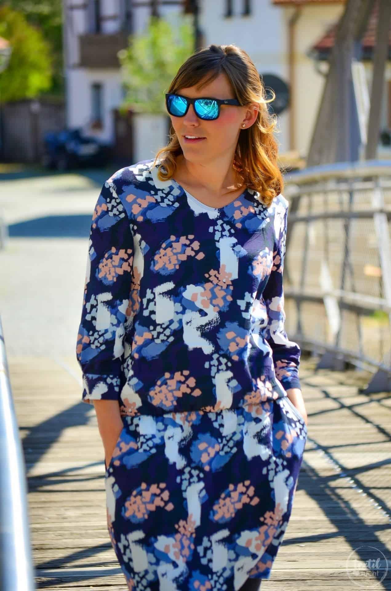 Mein neues Kleid von Stoff&Stil - Bild 4 | textilsucht.de