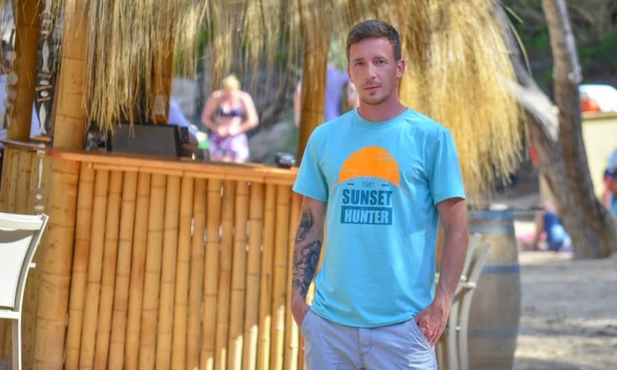 Nähen für den Sommer: Rio Shirt - Sunset Hunter