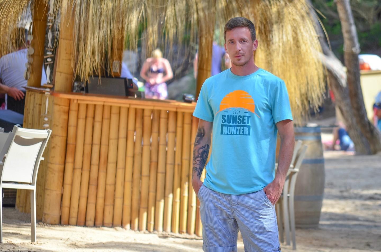 Nähen für den Sommer: Rio Shirt – Sunset Hunter