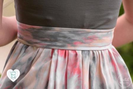 Schnittmuster Kleid Kelani Gr. 32-48 inkl. Nähanleitung - Bild 11