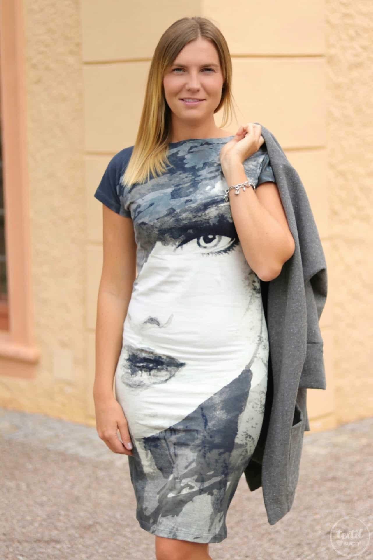 Falsche Selbsteinschätzung, eine kleine Erleuchtung und mein neues Kleid - Bild 1 | textilsucht®