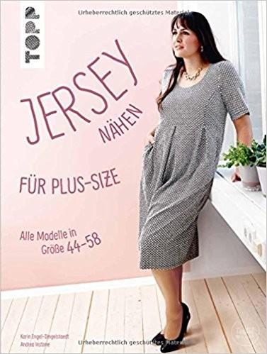 Jersey nähen für Plus-Size: Alle Modelle in Größe 44-58