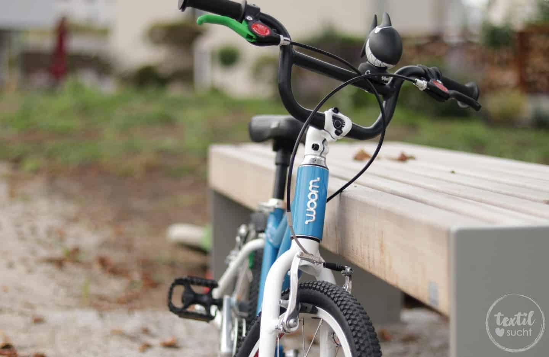 Kinderleicht Radfahren mit woom