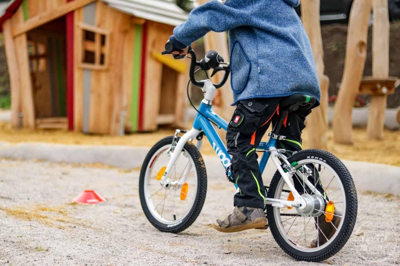 Das woom 3 - endlich ein Kinderfahrrad, das wirklich überzeugt - Bild 3 | textilsucht.de