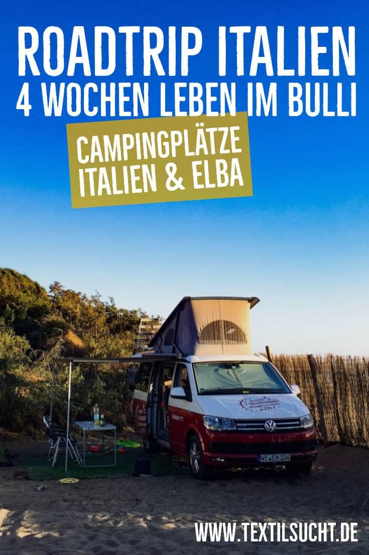 Campingplätze Italien