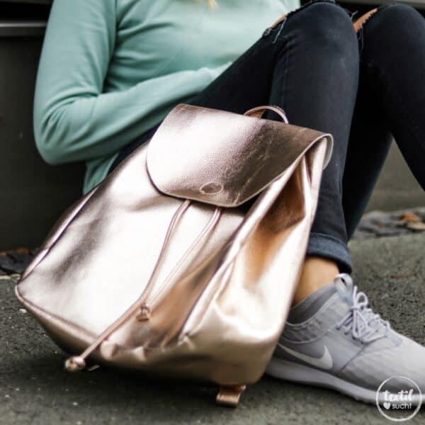 Schnittmuster Rucksack - Easy Day Bag - inkl. Nähanleitung - Bild 8