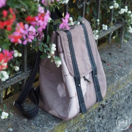 Schnittmuster Rucksack - Easy Day Bag - inkl. Nähanleitung - Bild 6