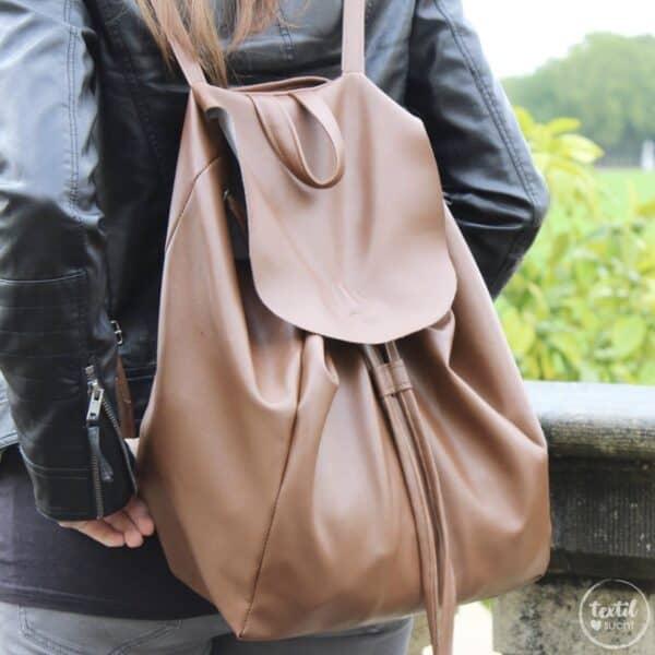 Schnittmuster Rucksack - Easy Day Bag - inkl. Nähanleitung - Bild 3