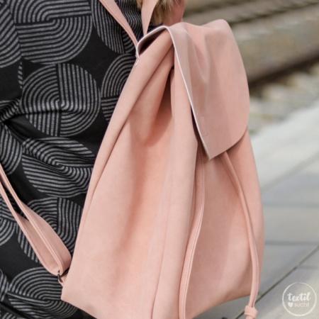 Schnittmuster Rucksack - Easy Day Bag - inkl. Nähanleitung - Bild 1