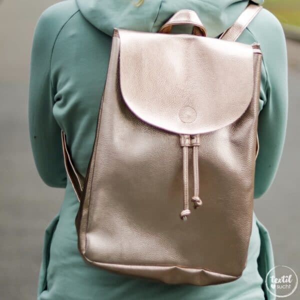 Schnittmuster Rucksack - Easy Day Bag - inkl. Nähanleitung - Bild 9