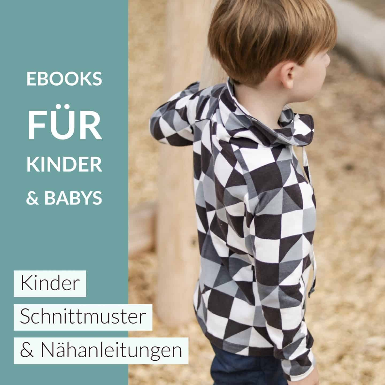 Schnittmuster Kinder und Babys | textilsucht.de