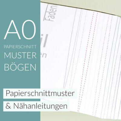 Papierschnittmuster