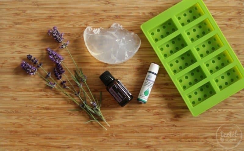 DIY Seife mit ätherischen Ölen von doTERRA - Bild 1 | textilsucht.de