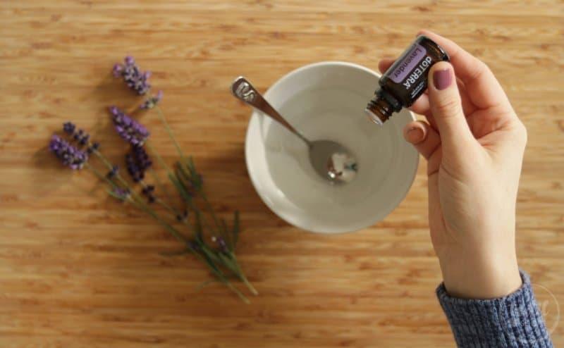 DIY Seife mit ätherischen Ölen von doTERRA - Bild 2 | textilsucht.de