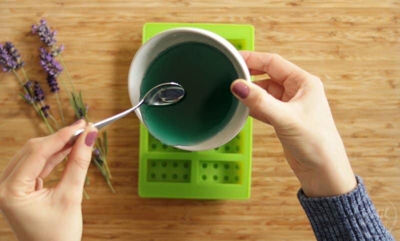 DIY Seife mit ätherischen Ölen von doTERRA - Bild 5 | textilsucht.de