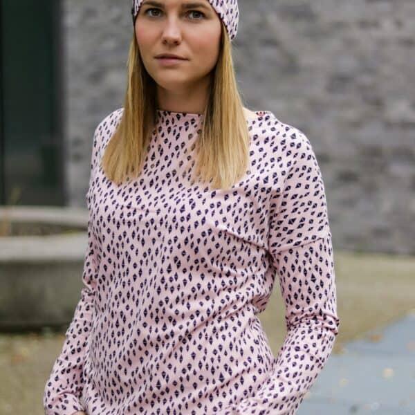 KombiEbook U-Boot Shirt/Kleid + Mütze Ratzfatz für Damen