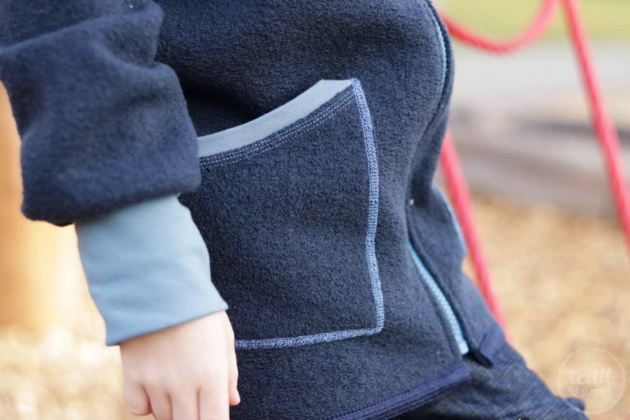 Perfekt für den Winter: Eine Jacke aus Wollwalk - Bild 9 | textilsucht.de