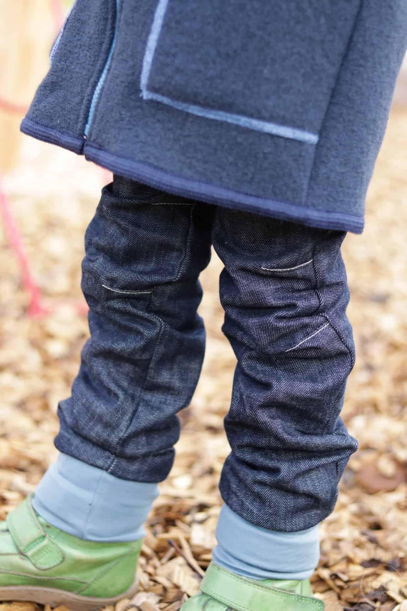 Perfekt für den Winter: Eine Jacke aus Wollwalk - Bild 10 | textilsucht.de