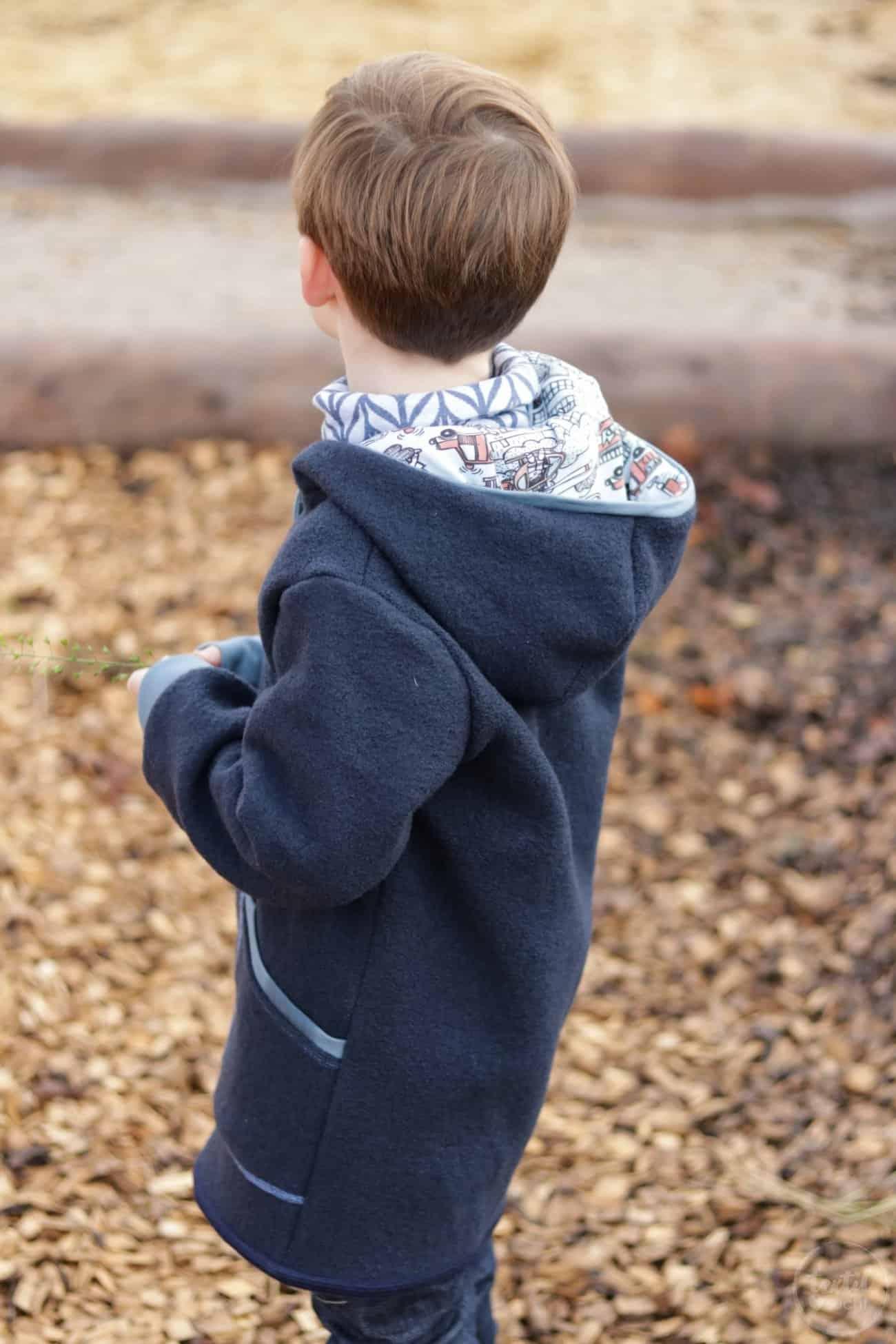 Perfekt für den Winter: Eine Jacke aus Wollwalk - Bild 11 | textilsucht.de