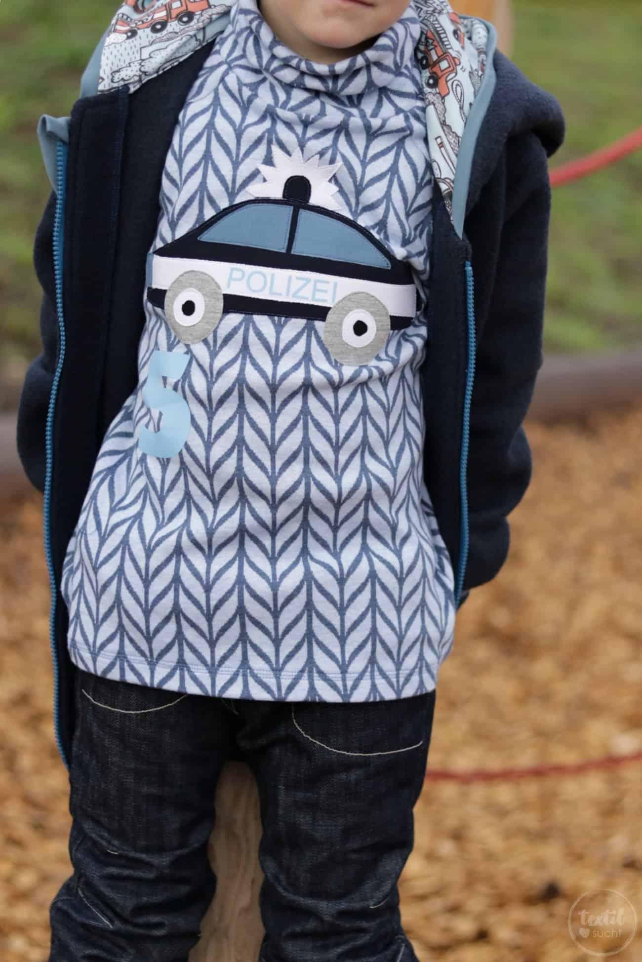 Perfekt für den Winter: Eine Jacke aus Wollwalk - Bild 4 | textilsucht.de