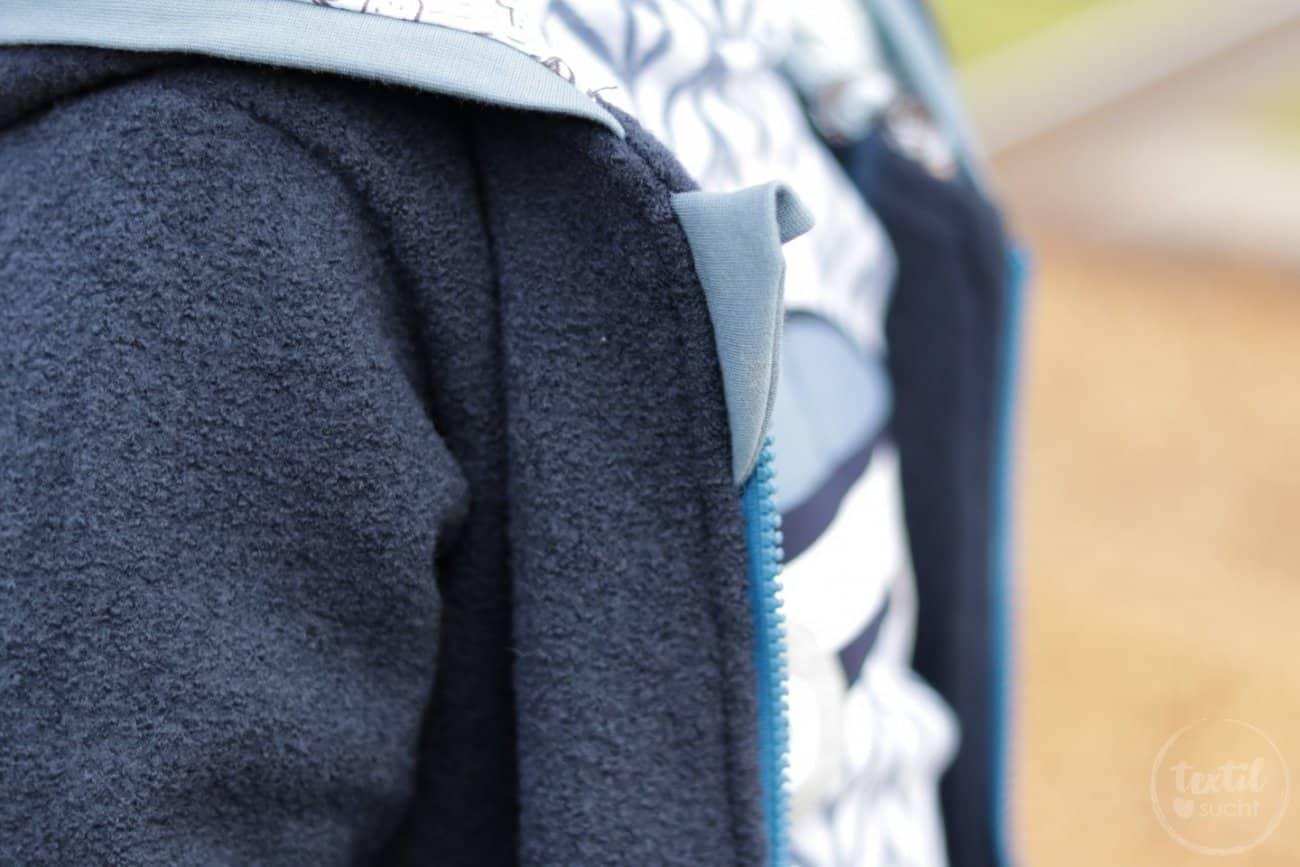 Perfekt für den Winter: Eine Jacke aus Wollwalk - Bild 6 | textilsucht.de
