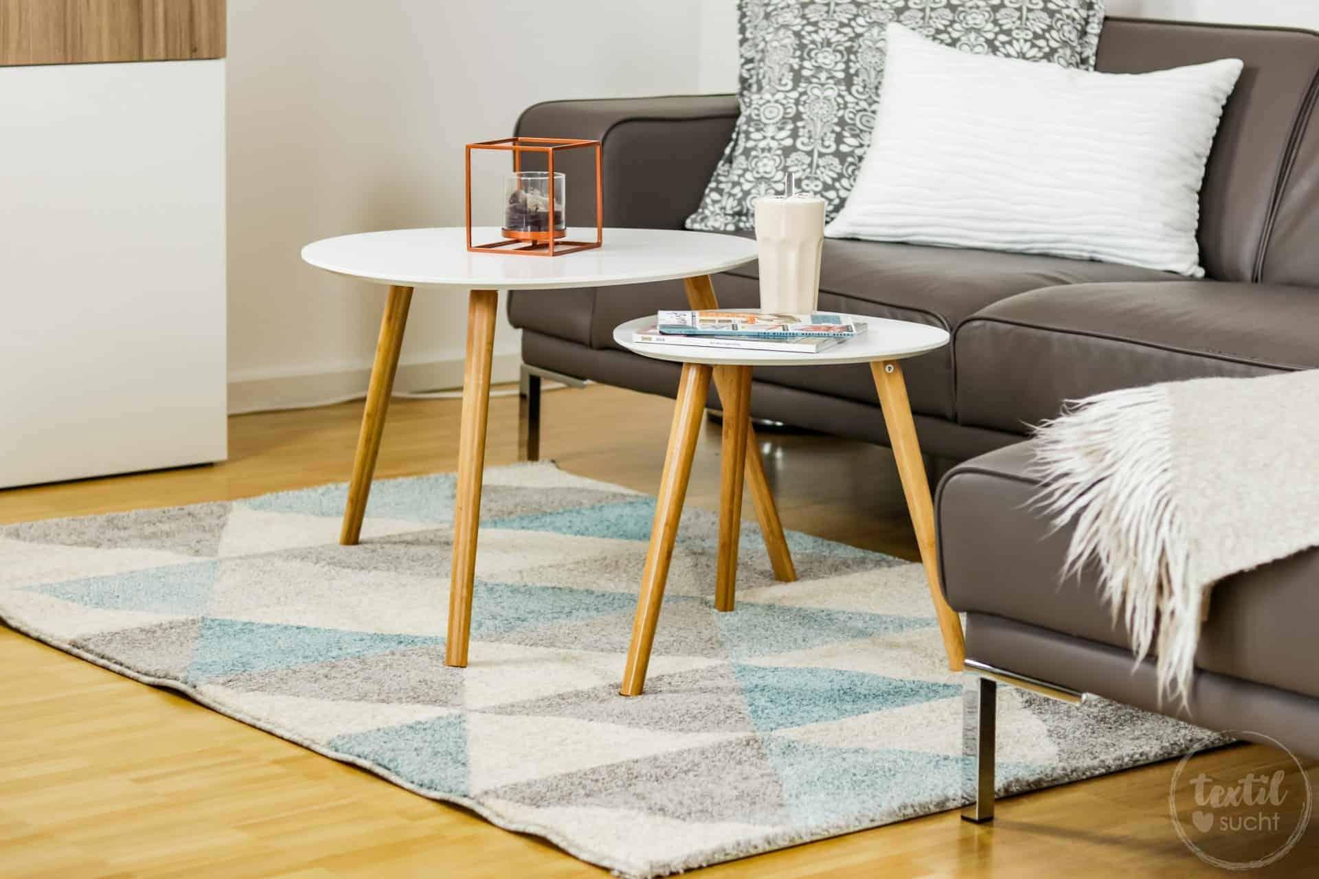 Wohnzimmer Einrichten Mit Benuta Teppich   Bild 2 | Textilsucht