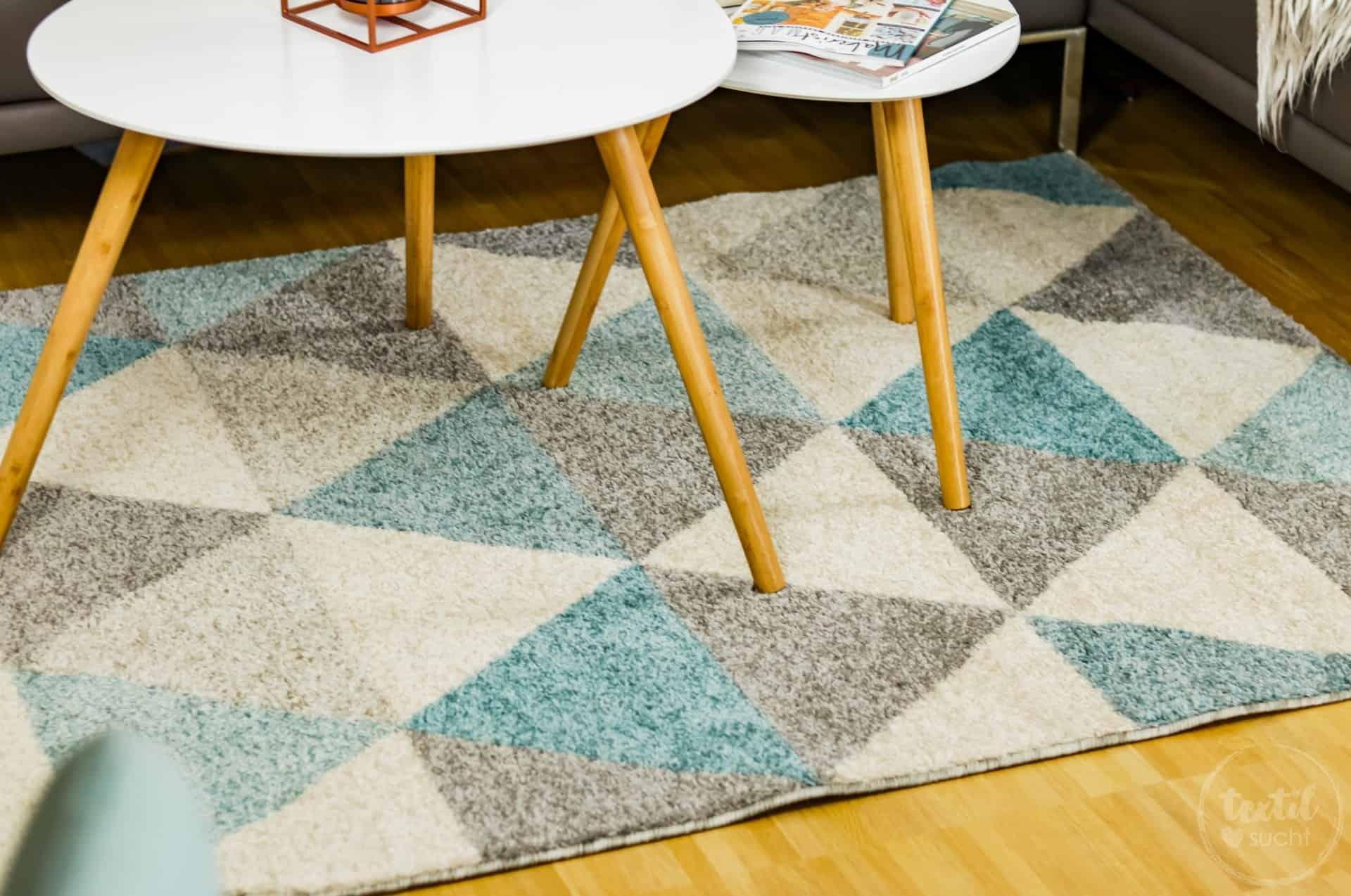 Wohnzimmer Einrichten Mit Benuta Teppich   Bild 3 | Textilsucht