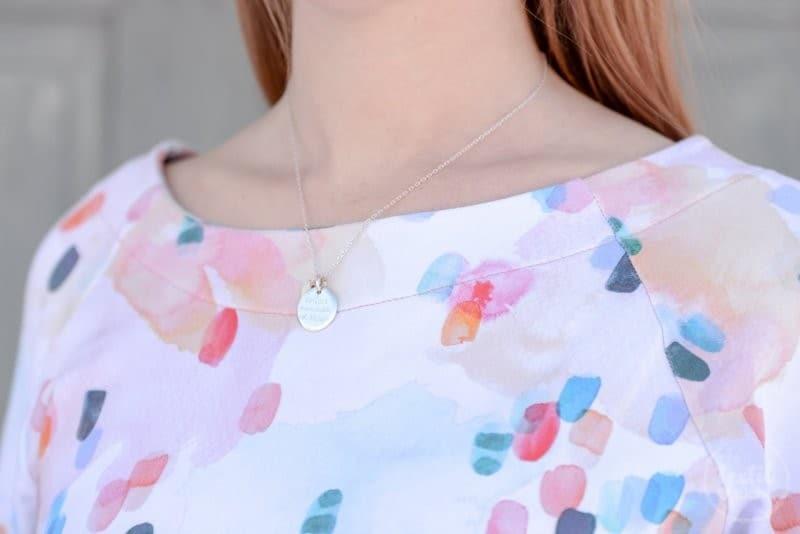 Schnittmuster Kleid Annedore mit Taschen - Bild 5 | textilsucht.de