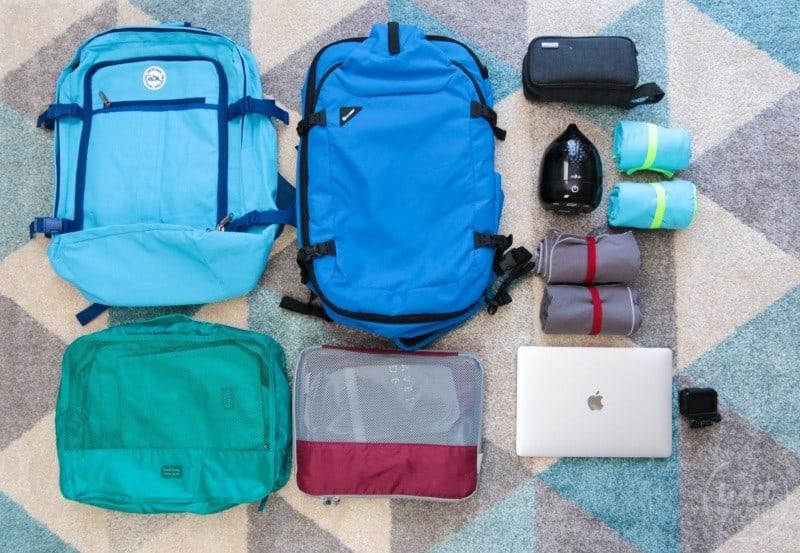 Mehr Freiheit auf Reisen - der Venturesafe EXP45 von PACSAFE® - Bild 5 | textilsucht