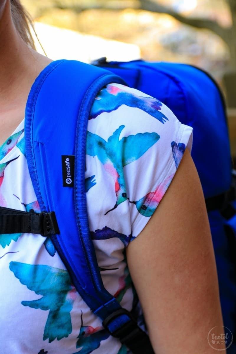 Mehr Freiheit auf Reisen - der Venturesafe EXP45 von PACSAFE® - Bild 1 | textilsucht