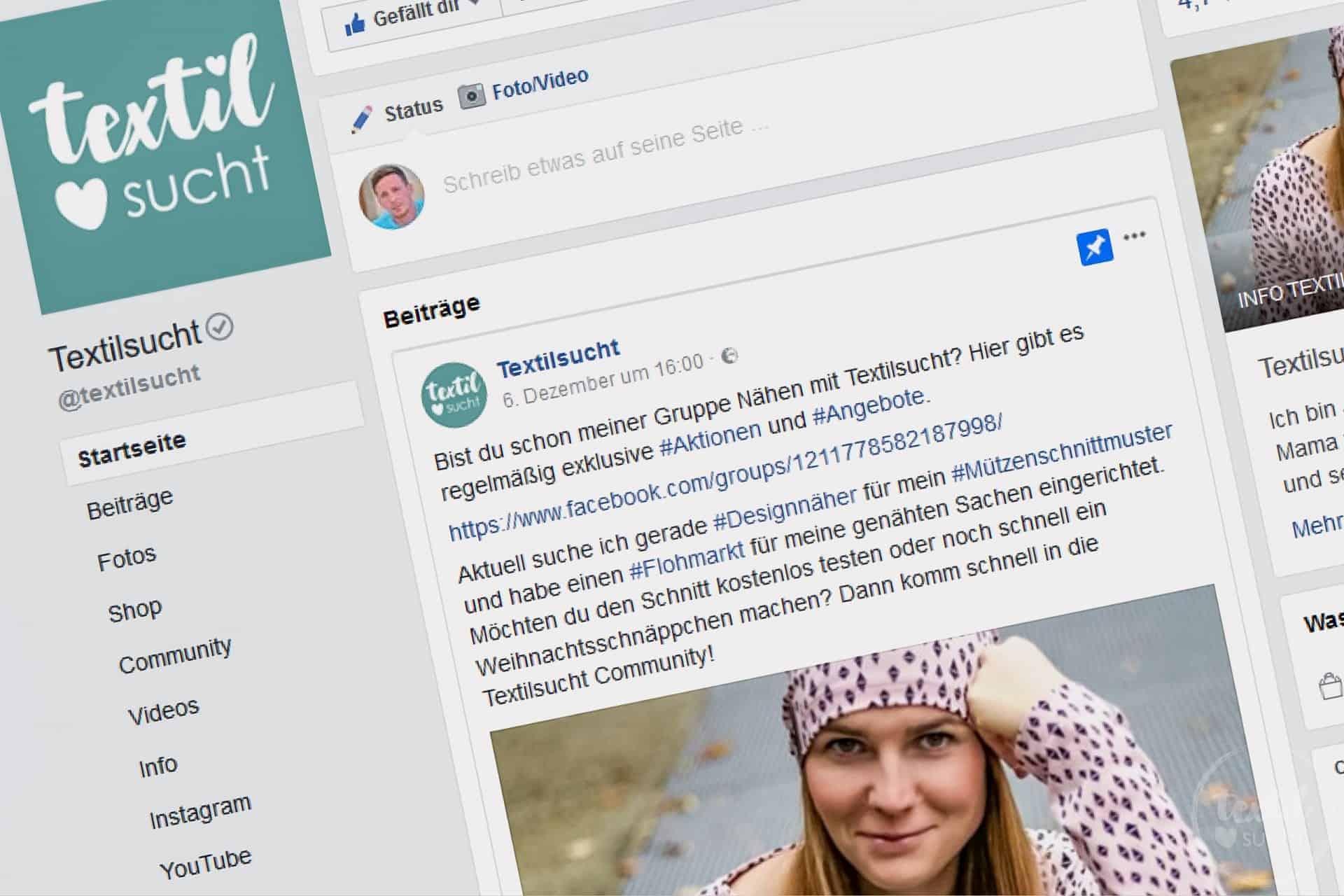 Blogger Tipps: Facebookgruppen und Linkpartys für Nähblogger