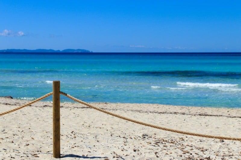 Unsere liebsten Strände auf Mallorca: Es Trenc