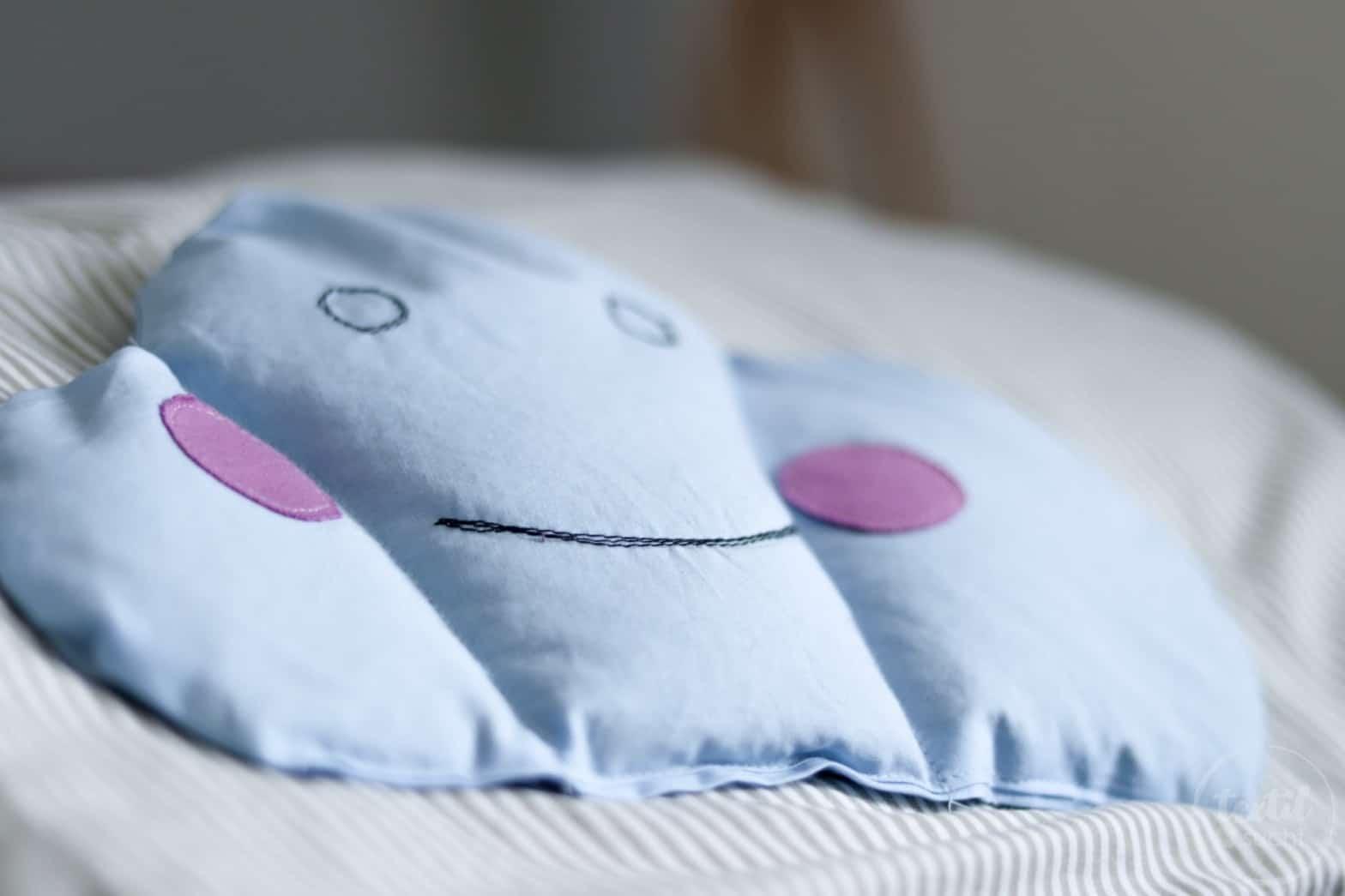 Top DIY: Körnerkissen selber nähen » Textilsucht® HE83