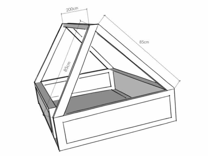 Bauanleitung Ikea Kura Haus Hochbett