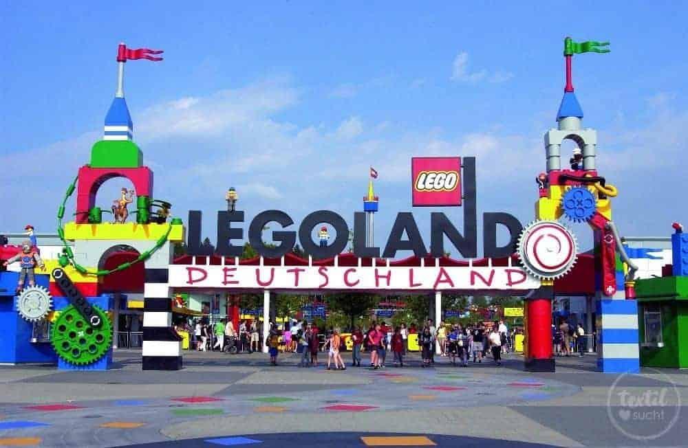 Unser Besuch im Legoland Günzburg