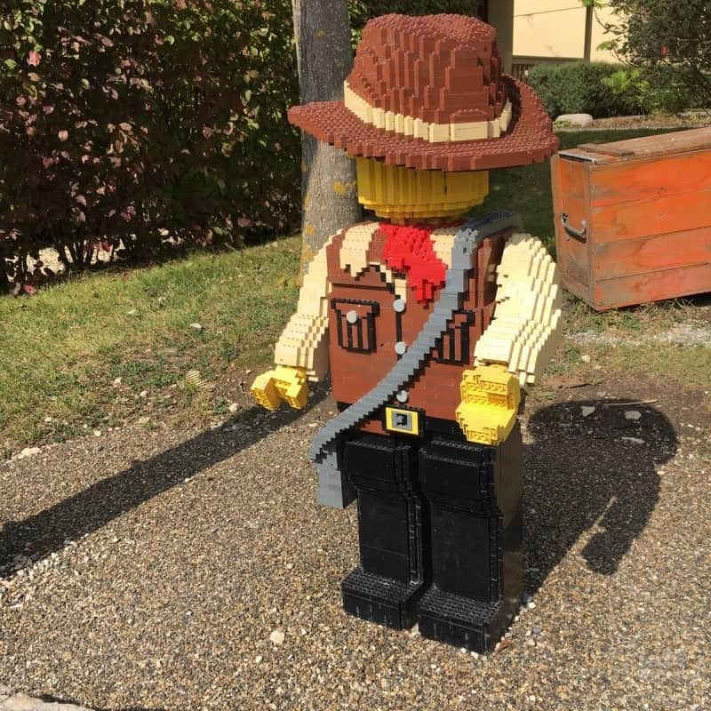 Unser Besuch im Legoland Günzburg - Bild 10 | textilsucht.de