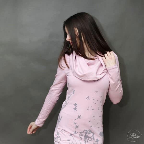 Schnittmuster Kragen Shirt Anjuta