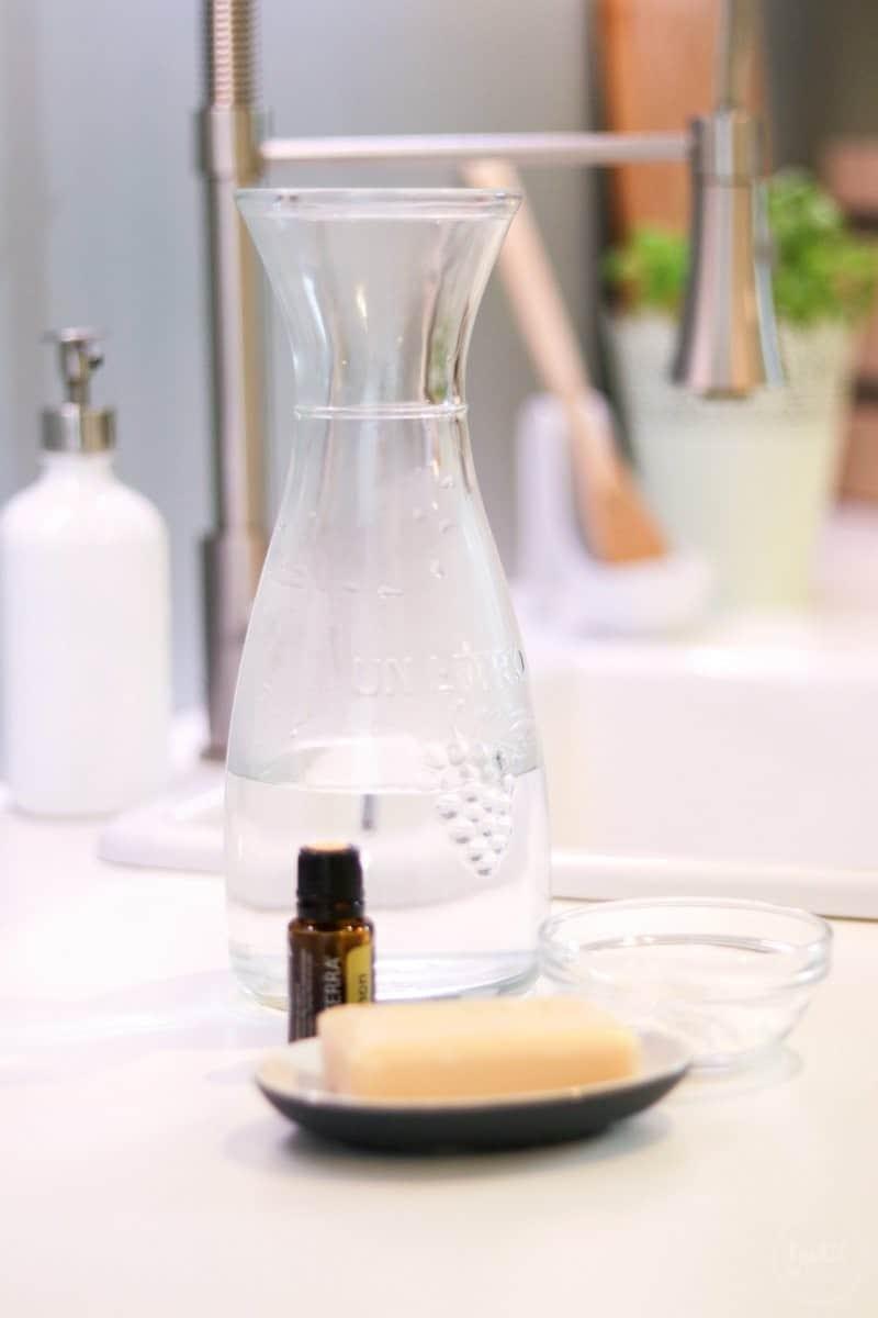 Spülmittel selber machen mit ätherischen Ölen von doTERRA - Bild 1 | textilsucht.de