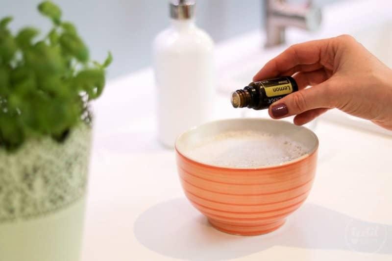 Spülmittel selber machen mit ätherischen Ölen von doTERRA - Bild 3 | textilsucht.de