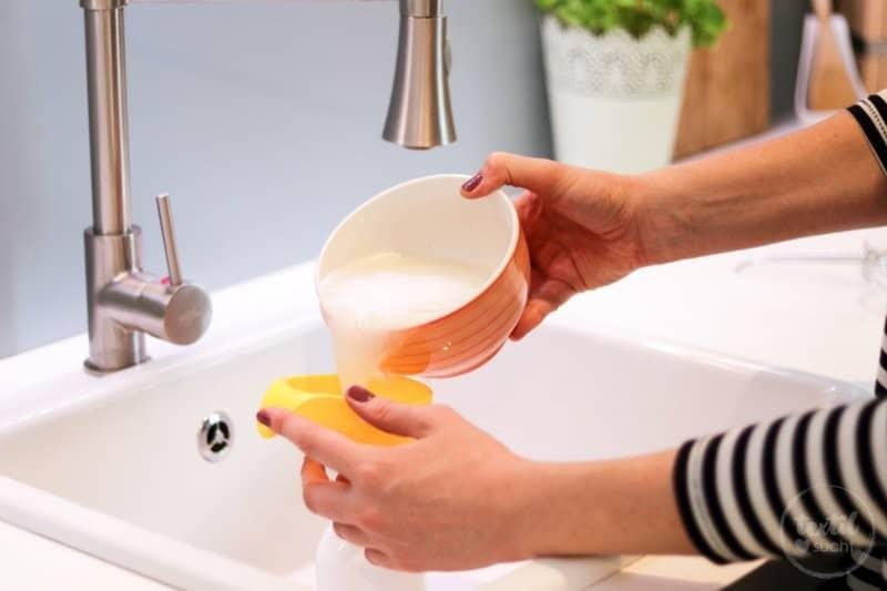 Spülmittel selber machen mit ätherischen Ölen von doTERRA - Bild 5 | textilsucht.de
